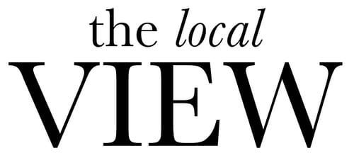 The Local View Magazine-Logo