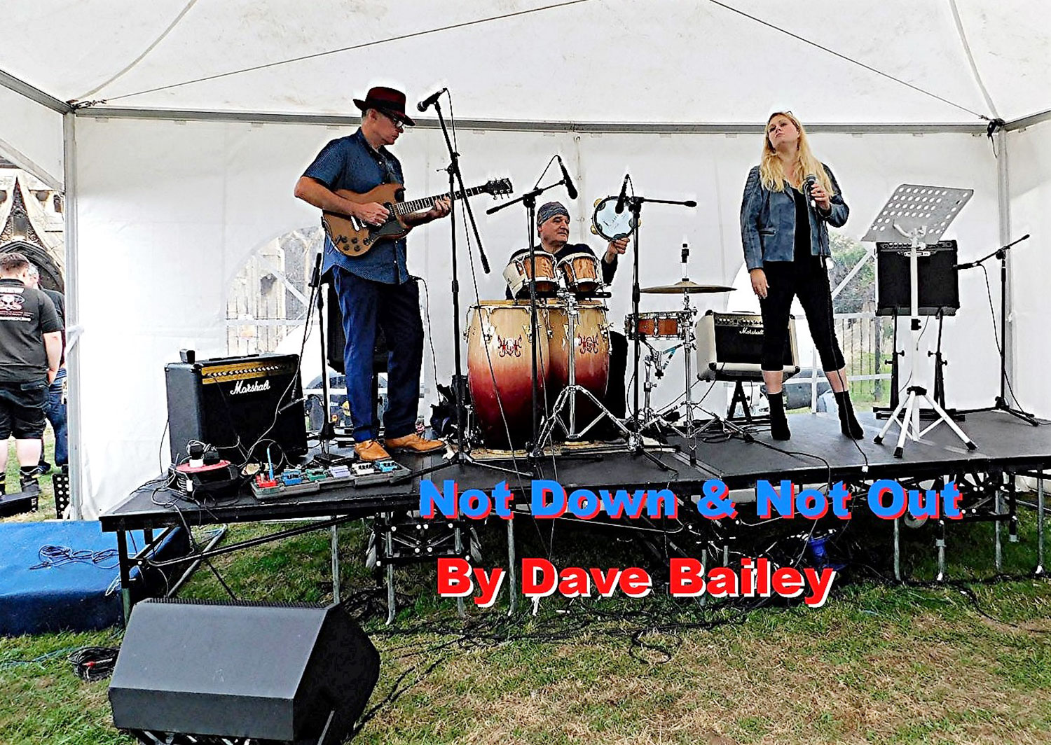 Musicians - not down and not out