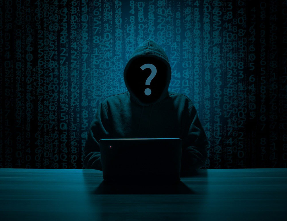 cyber security and password hacking