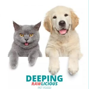 Deeping Rawlicious Pet Food