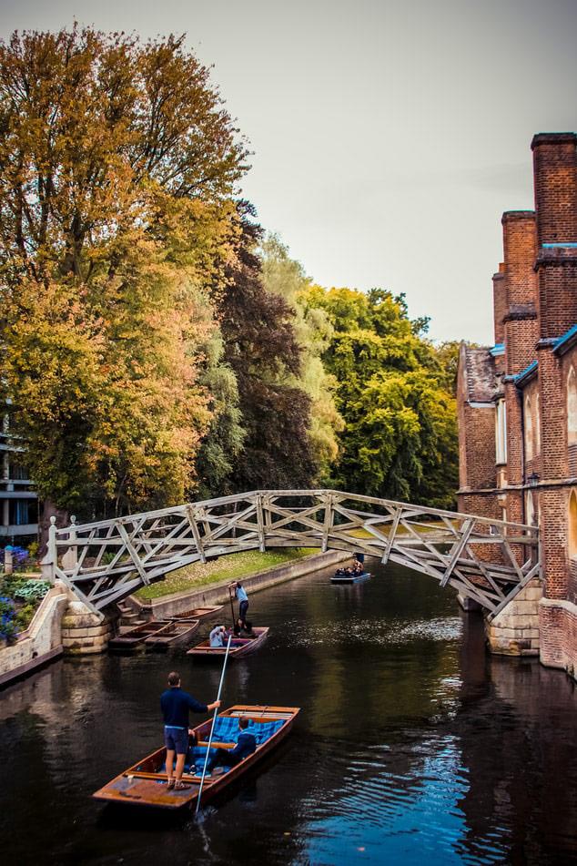 Famous Locals of Cambridge
