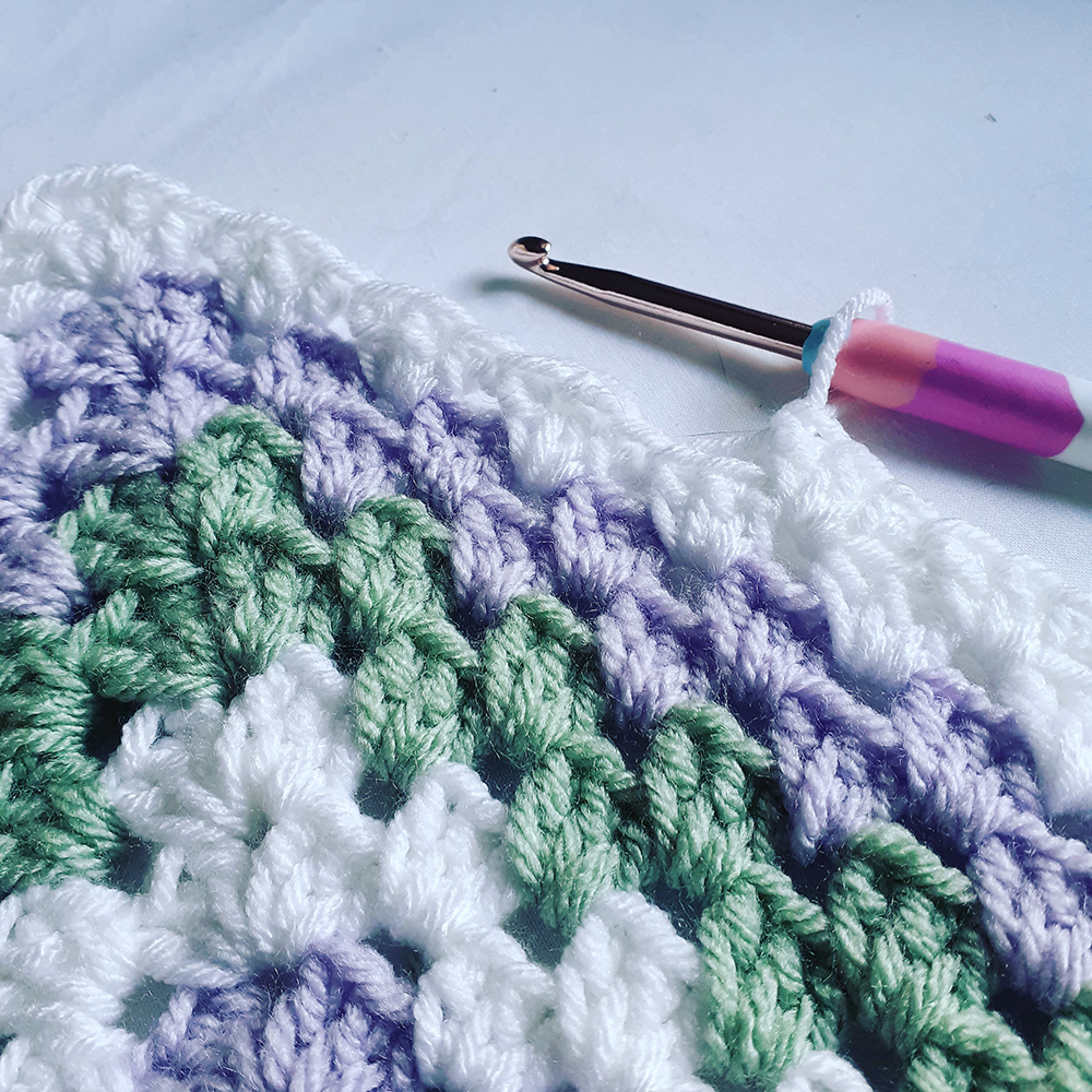 Crochet to Better Wellbeing
