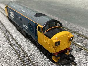 servicing old model trains