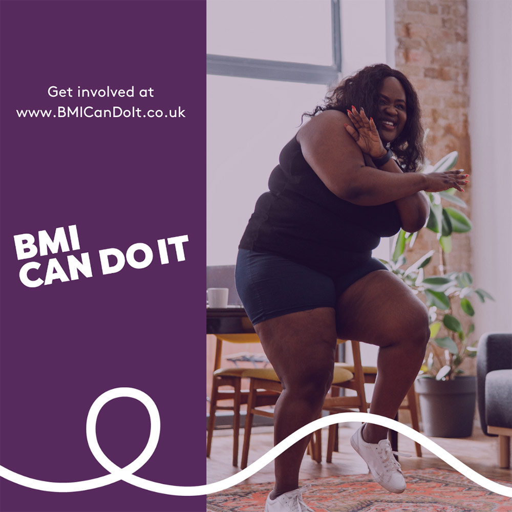 BMI Can Do It