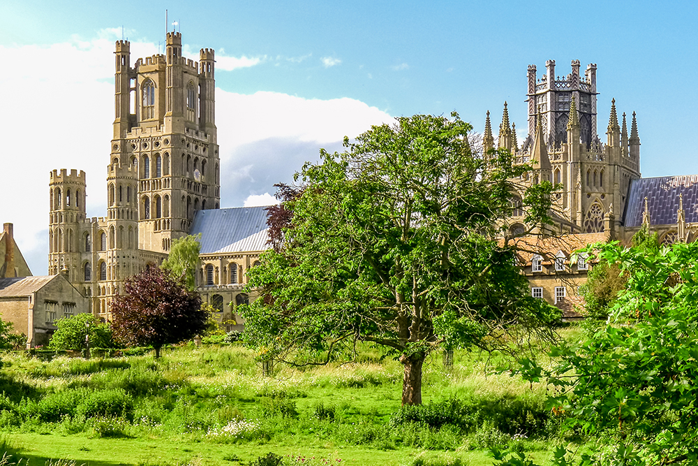 Everything About Ely Cathedral