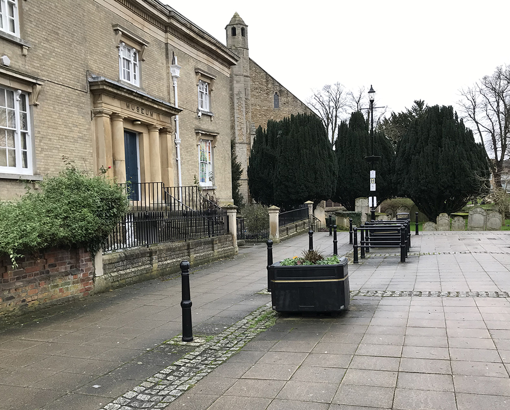 Wisbech Museum Square
