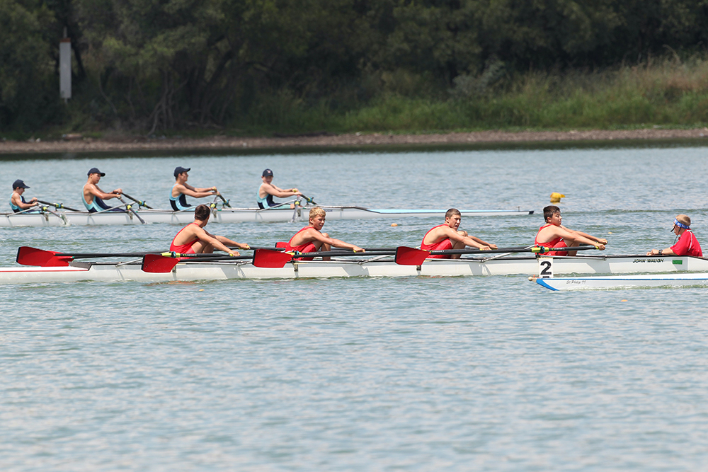 University Boat Race Ely