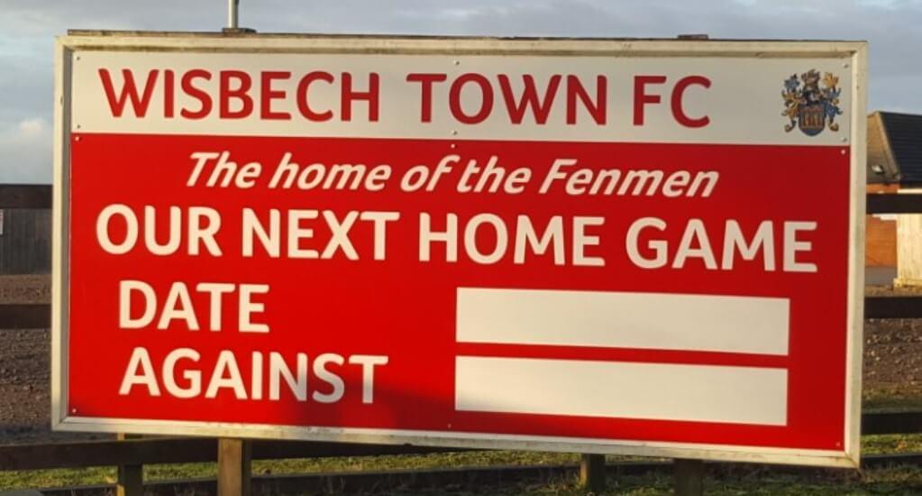 Wisbech Town Centenary Season