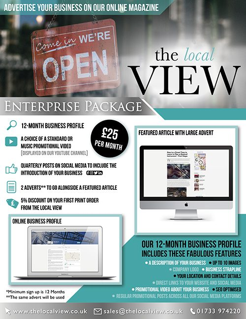 The Local View Enterprise Package