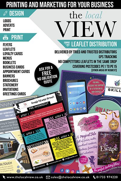 The Local View Print advert