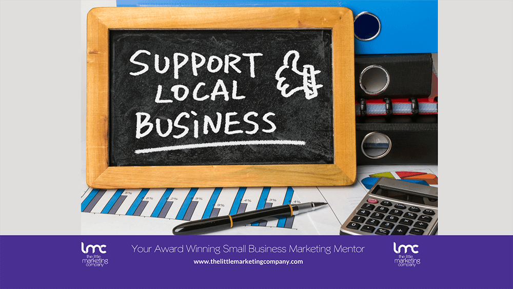 promote your business locally