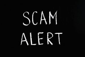 Scams are Fraud