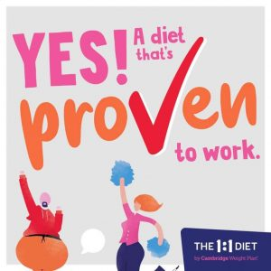 The 1:1 Diet with Georgette