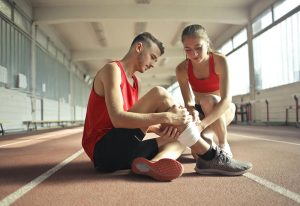 Common Spring Sporting Injuries