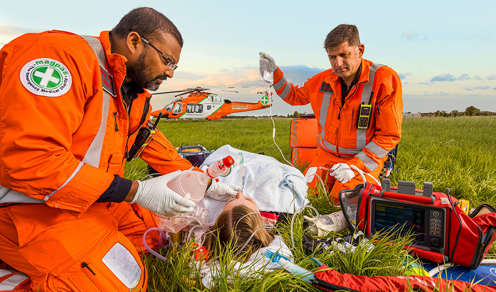 Magpas Air Ambulance