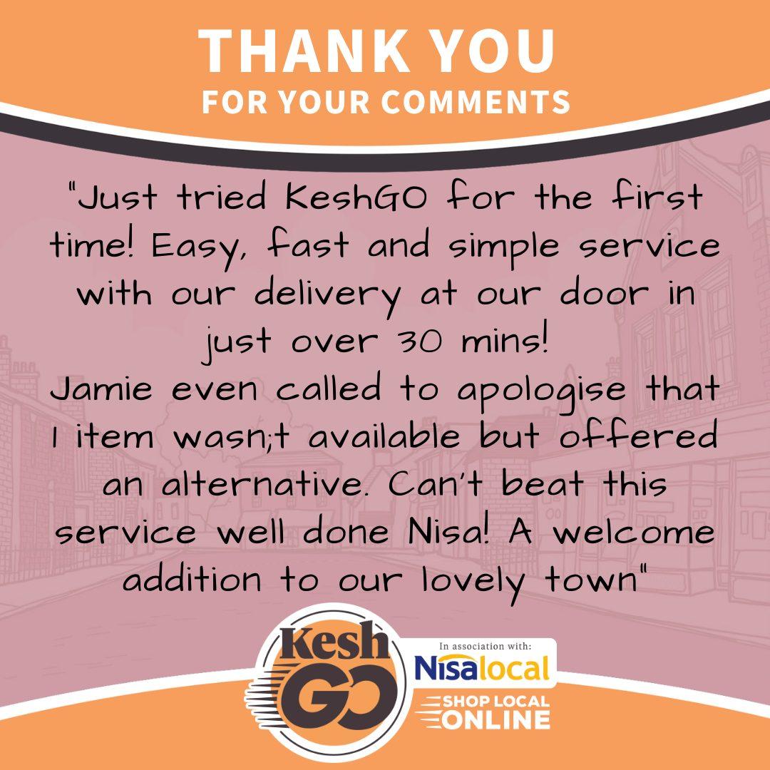 KeshGo_Customer Review 5