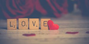 Love in a Romantic Relationship