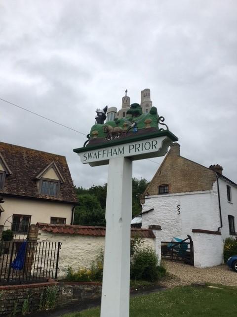 Cambridgeshire Local Walk