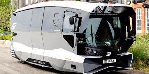 ground-breaking autonomous vehicle trials