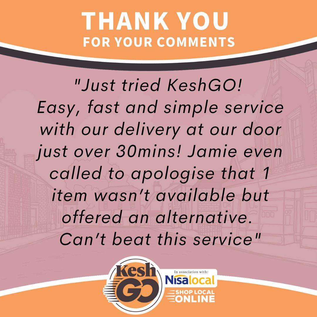 KeshGo_Customer Review 6